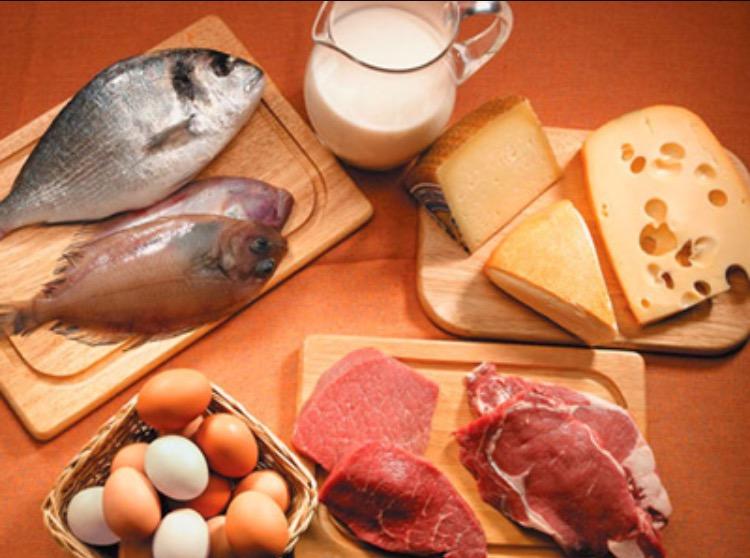 Consumo de proteínas y próstata