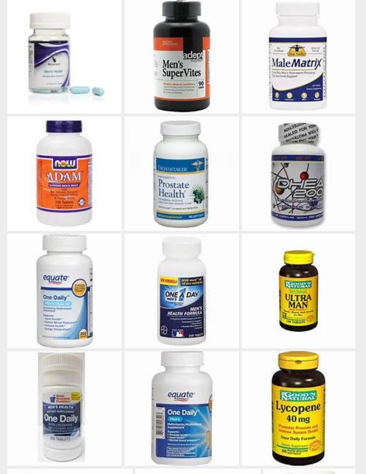 ¿Son útiles los suplementos de salud  en pacientes con cáncer de próstata?