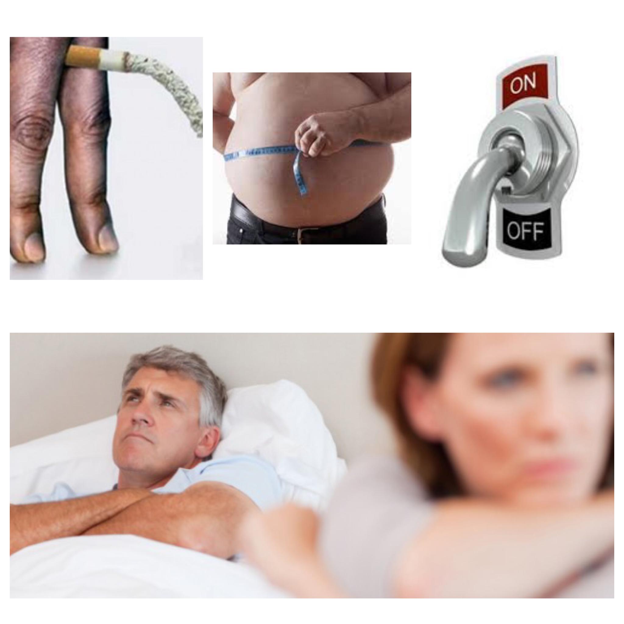 Impotencia Sexual: Causas Y Síntomas